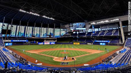 Miami Marlins' coronavirus outbreak pushes MLB to postpone three games