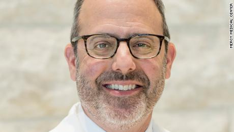 Top Mercy Medical Center doctor dies from coronavirus at age 56