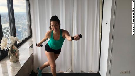 03 burnout cardio strength workout wellness