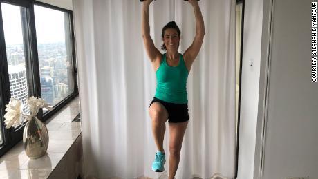 01 burnout cardio strength workout wellness