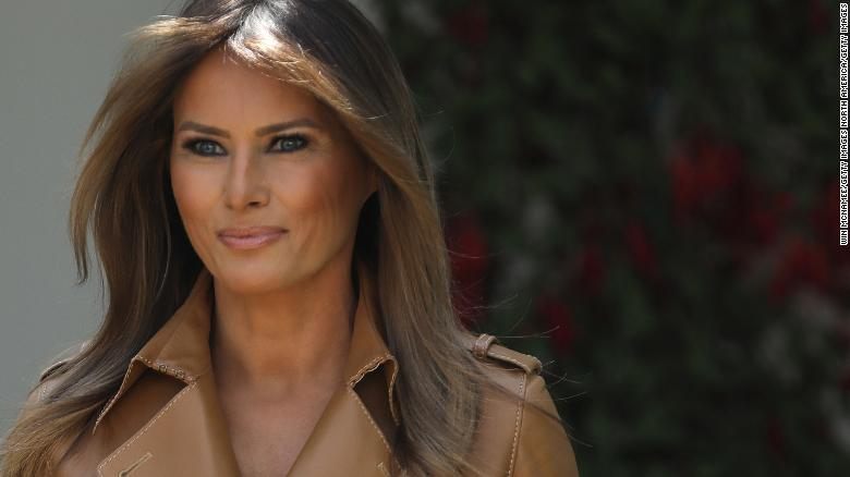 Melania Trump to make first campaign appearance in months
