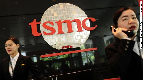Taiwan's TSMC is becoming one of the world's top companies. Intel's problems are helping