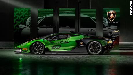 Track-only Lamborghini Essenza SCV12 unveiled