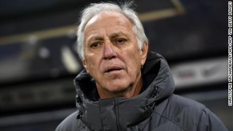 Rene Girard was appointed head caoch of Paris FC at the start of the year.