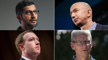Congress & # 39; Big Tech's investigation found that companies have monopoly power.
