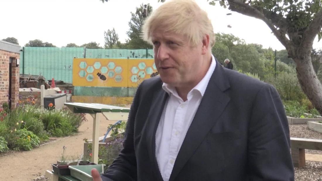 Boris Johnson: Signs of a second coronavirus wave in Europe