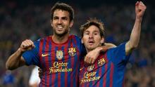 Cesc Fábregas cree que Lionel Messi sigue siendo el mismo jugador de antes.