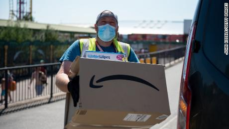 Amazon trounces earnings estimates despite spending $4 billion on coronavirus measures