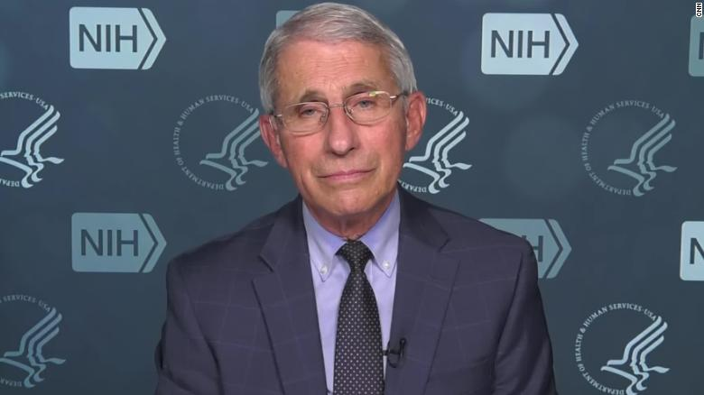 Fauci: US Preparing For Quick Distribution Of Vaccine Once It Is Approved