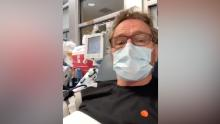 """""""Keep wearing the damn mask,"""" Bryan Cranston says after getting Covid-19"""