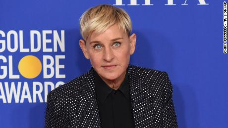 Ellen DeGeneres apologizes to staff after report of toxic culture at talk show