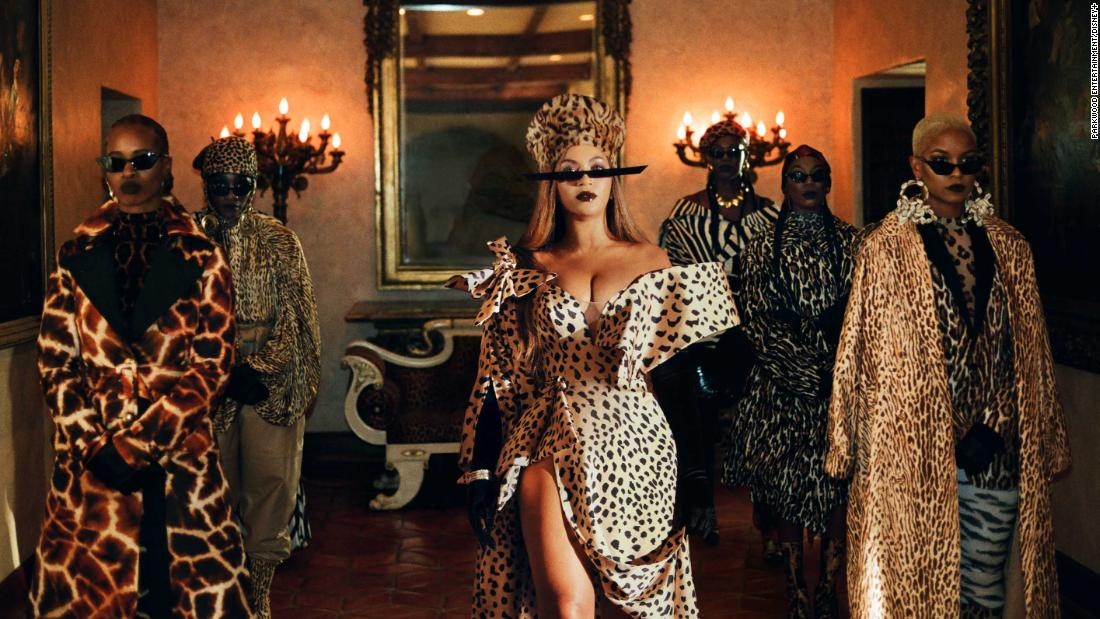 Beyoncé drops new visual album Black Is King