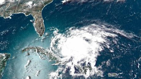 Hurricane Isaias is expected to make landfall in Florida Saturday.