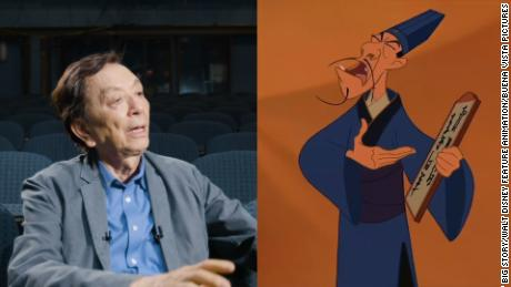 "Hong was the voice of Chi-Fu, the antagonist in Disney's ""Mulan."""