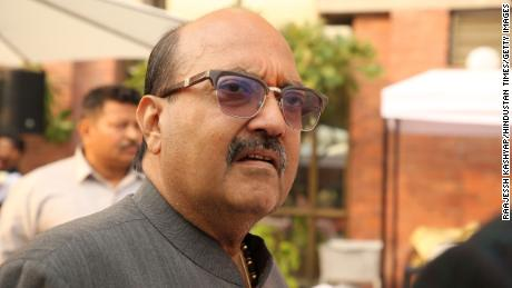 Rajya Sabha member Amar Singh passes away in Singapore