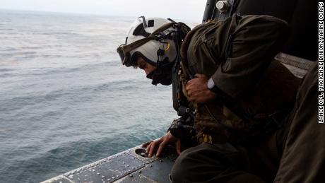 Search ends for seven Marines and one sailor feared dead after training accident off California coast