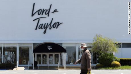 Lord & Taylor closed all of its stores this year.