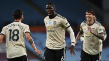 Paul Pogba ha mejorado enormemente desde que se incorporó Fernandes.