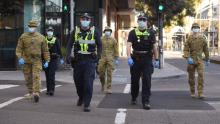 Australia imposes strict new virus measures in Victoria as early successes unravel