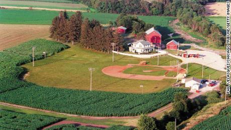 Major League Baseball Cancels 'Field of Dreams' Iowa Game For Coronavirus