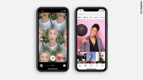 Instagram wants Reels to be more than a hub for 'recycled' TikToks