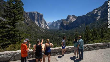 Want to go to a US national park? Bring a face mask
