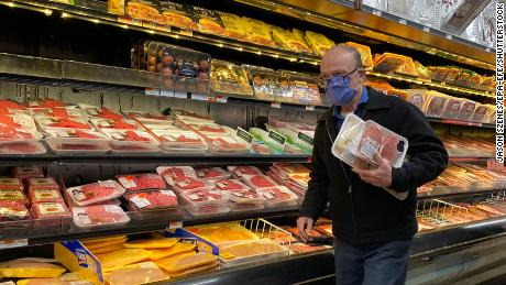 Meat prices have been soaring during the pandemic.