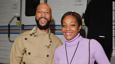 Tiffany Haddish and Common are officially dating