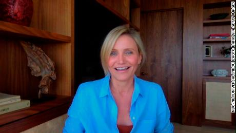 "Cameron Diaz appeared on ""The Tonight Show Starring Jimmy Fallon"" in August 2020."