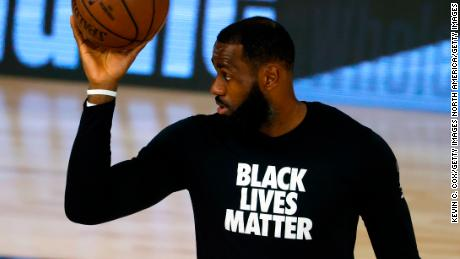 'A blow to the heart,' says LeBron James after officers involved in shooting of Jacob Blake will not face charges