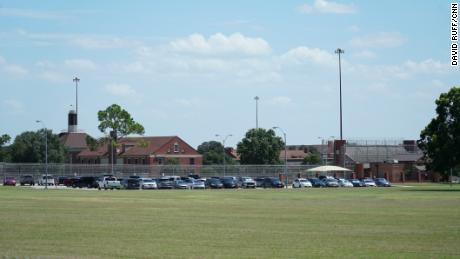 FCI Seagoville prison near Dallas has suffered the largest coronavirus outbreak of any federal prison in the U.S., with more than 1,300 inmates testing positive.
