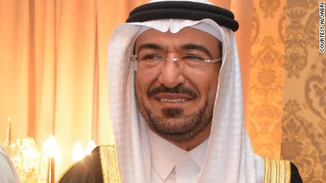 Dr. Saad Aljabri pictured in Riyadh, 2016.