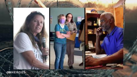 coronavirus incarceration employment food donations cnnheroes_00033515.jpg