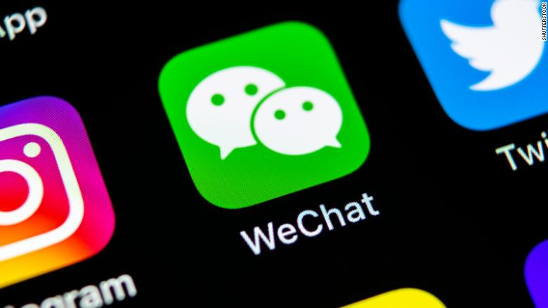 Apple sales in China could crash if Trump bans WeChat