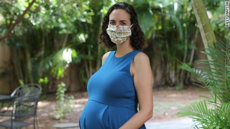 Pregnant amid the pandemic: The highs and lows