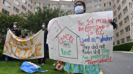 40 million Americans are at risk of eviction without a stimulus bill