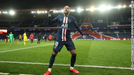 & # 39; เป้าหมายของเนย์มาร์ช่วยนำทาง PSG ไปสู่ชัยชนะเหนือโบรุสเซียดอร์ทมุนด์ในแชมเปี้ยนส์ลีกรอบ 16 ทีมในเดือนมีนาคม