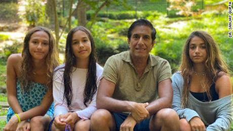 Dr. Sanjay Gupta answers your child's coronavirus questions