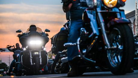 Covid-19 cases tied to the Sturgis motorcycle rally in South Dakota have reached across state lines