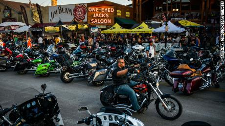 60% of Sturgis residents were against a motorcycle rally that brings in thousands but the city approved it. Here's why
