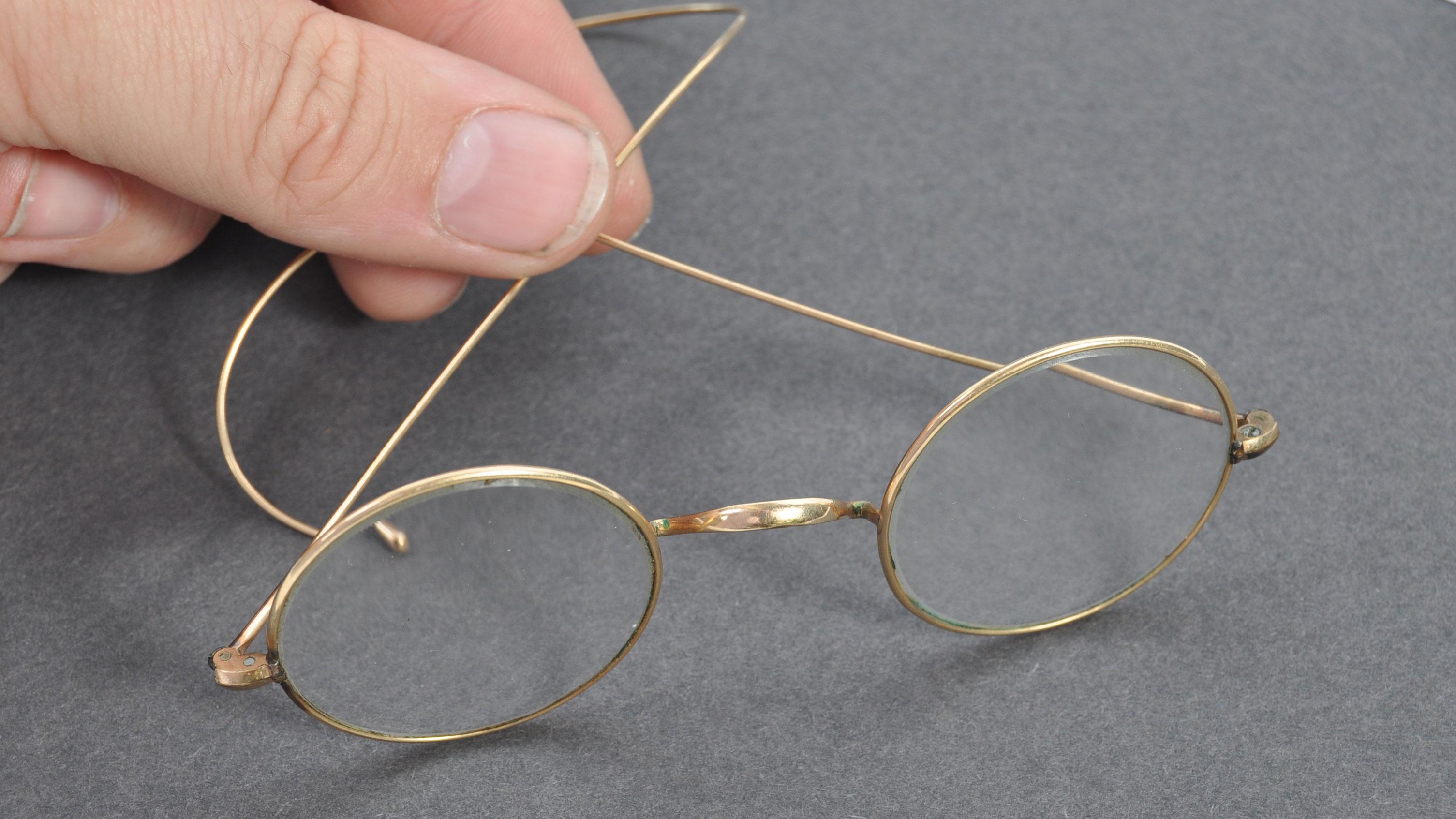 Gandhi's glasses sell at auction for $340K, smashing estimates