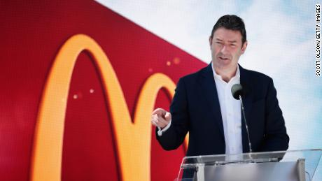 McDonald's sues ex-boss Easterbrook over sexual relationships