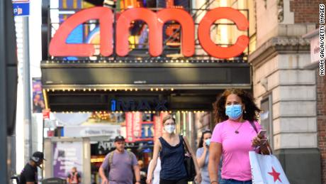 AMC is reopening its theaters next week with 15-cent tickets