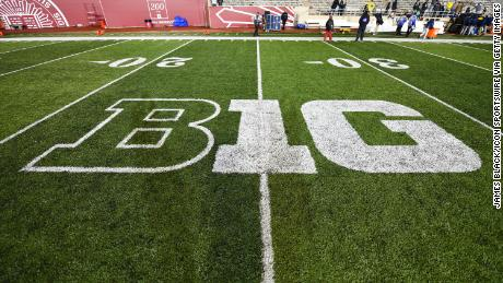 The Big Ten and Pac-12 won't play football this fall, but the Big 12 reportedly intends to