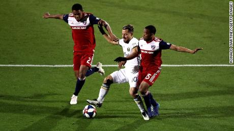 FC Dallas condemn death threats, racist comments sent to Reggie Cannon