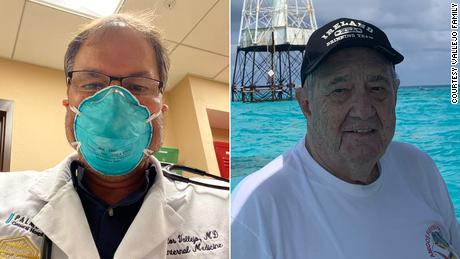Coronavirus kills father and son who are doctors 5 weeks apart