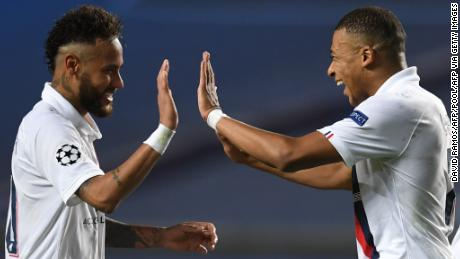 Neymar and Kylian Mbappe prove their worth as PSG reaches first Champions League semifinal in 25 years