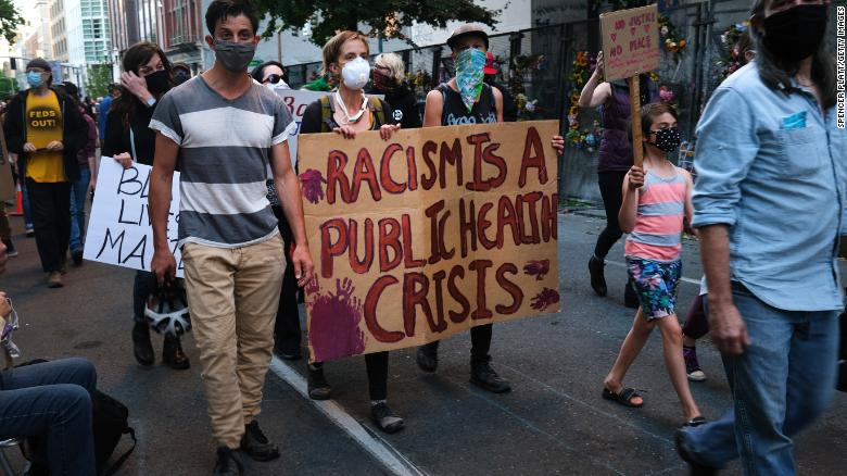 A third of Americans don't see systemic racism as a barrier to good health, survey says