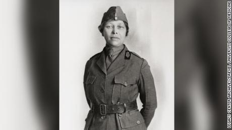 Dr. Nellie N. Barsness, 1918
