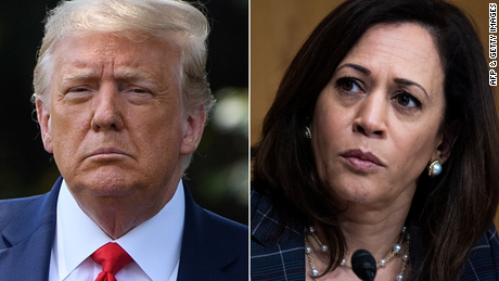 Trump's birther lie about Kamala Harris magnifies racist themes of his campaign